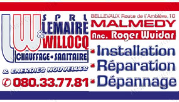 lemaire et willocq